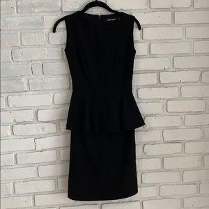 Ellen Tracy peplum dress